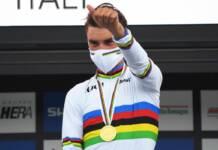 Julian Alaphilippe meilleur coureur français