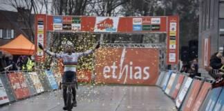 Mathieu van der Poel s'impose une 2e fois de suite