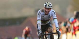 Mathieu van der Poel fait sa rentrée à Anvers pour le cyclo-cross
