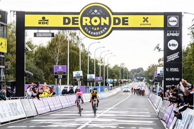 Le Tour des Flandres aura lieu mais sans le public