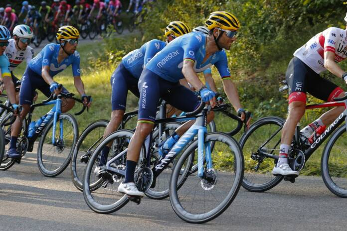 Alejandro Valverde va mettre un terme à sa carrière d'ici quelques mois