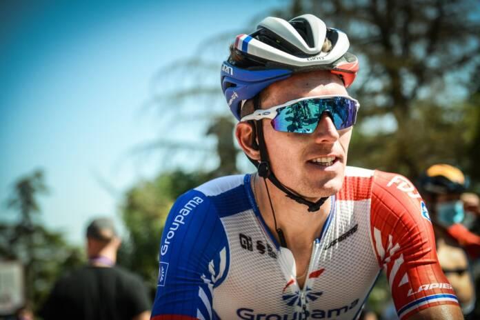 Arnaud Démare renoue cette année avec le Tour de France