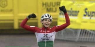 Blanka Vas s'impose sur le cyclo-cross de Gullegem