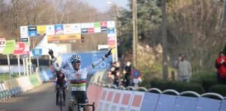 Ceylin del Carmen Alvarado remporte le GP Sven Nys