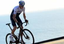 Chris Froome possible partant pour le Giro
