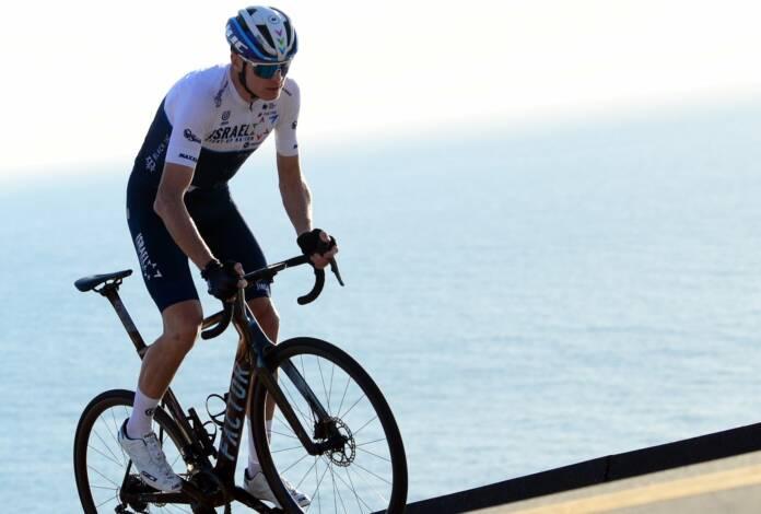 Chris Froome possible partant pour le Giro