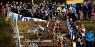 Le mondial de cyclo-cross sans les juniors