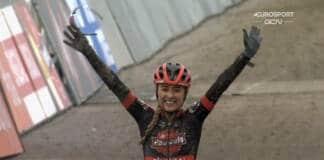Denise Betsema vainqueure de la 4e manche de la Coupe du monde