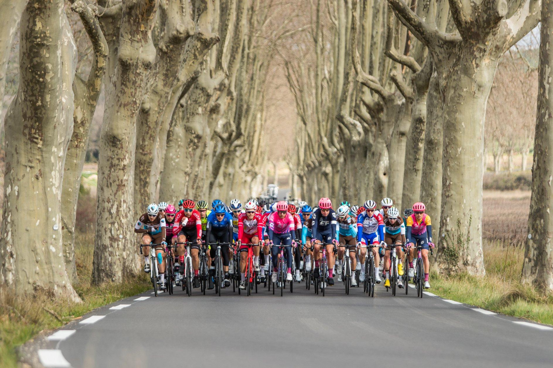 Le parcours complet et les favoris de l'Etoile de Bessèges 2021 - TodayCycling
