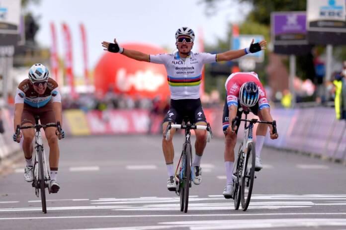 Julian Alaphilippe parmi les engagés du Tour de La Provence 2021