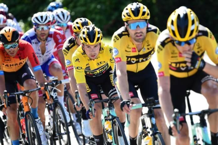 Le Tour de France 2021 avec une grosse équipe de la Jumbo-Visma