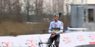 Mathieu van der Poel enchaîne les victoires
