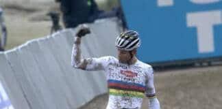 Mathieu van der Poel vainqueur avec une grosse marge
