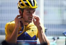 Primoz Roglic a la tête d'une armada Jumbo-Visma sur le Tour de France 2021.