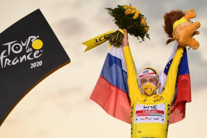 Tadej Pogacar va axer sa saison sur le Tour de France