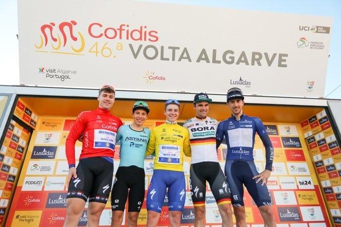 Le Tour d'Algarve 2021 n'aura pas lieu en février