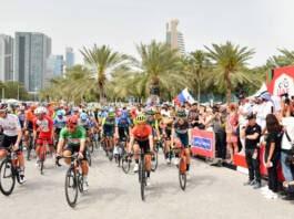 L'UAE Tour 2021 avec un plateau de tout premier plan