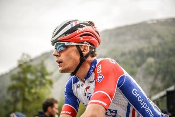 Valentin Madouas va poursuivre plusieurs années l'aventure avec Groupama-FDJ