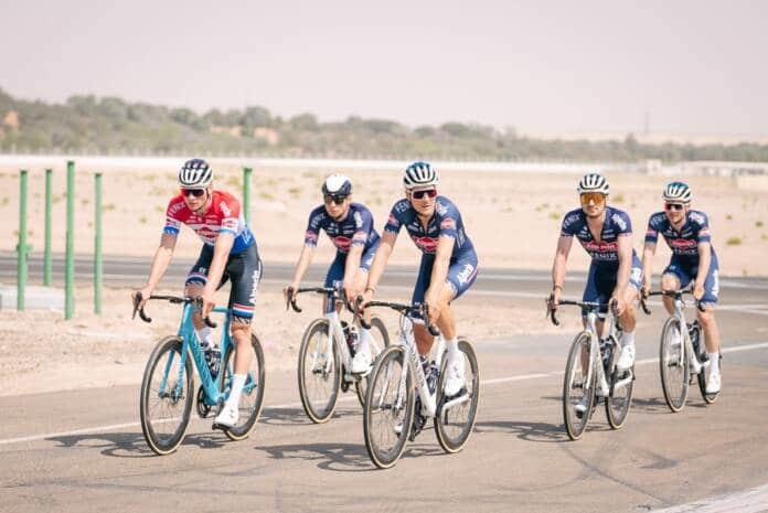 L'UAE Tour 2021 continue sans Alpecin-Fenix