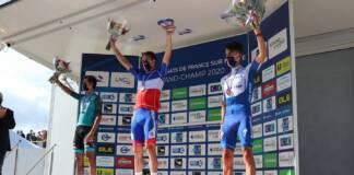 Les Championnats de France 2021 auront lieu dans les Vosges