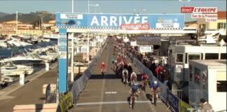 Davide Ballerini surprend Arnaud Démare sur le Tour de La Provence 2021