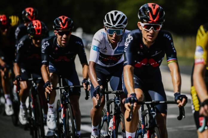 Le Giro 2021 pourra compter sur la présence d'Egan Bernal