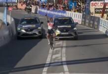 Gianluca Brambilla vainqueur de la dernière étape du Tour des Alpes-Maritimes et du Var 2021