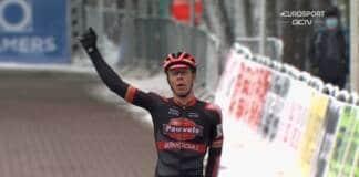 Un week-end parfait de cyclo-cross pour Laurens Sweeck