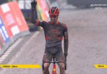 Le cyclo-cross de Middelkerke revient à Laurens Sweeck
