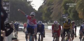 L'UAE Tour 2021 commence par une victoire de Mathieu van der Poel