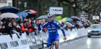 Rémi Cavagna dernier vainqueur avec autorité de la Faun Ardèche Classic