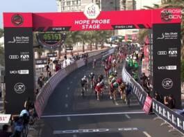 Sam Bennett victorieux sur cet UAE Tour 2021