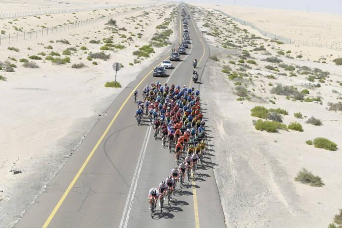 L'UAE Tour 2021 c'est la première épreuve WorldTour de l'année