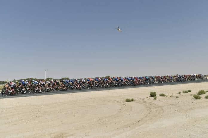 L'UAE Tour 2021 avec des arrivées à la mi-journée