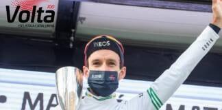 Adam Yates leader du classement génréral du Tour de Catalogne 2021