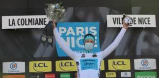 Aleksandr Vlasov leader du classement des jeunes après la 7e étape de Paris-Nice