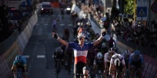 Arnaud Démare cherche à remporter son deuxième succès sur Milan-San Remo à l'occasion de l'édition 2020