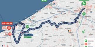 Carte de Brugge - De Panne 2021
