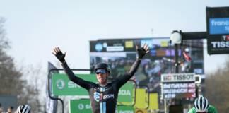 Cees Bol a remporté la 2e étape de Paris-Nice2021
