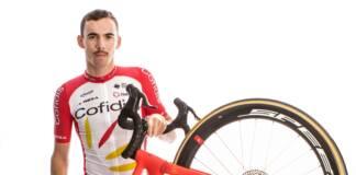 Christophe Laporte, 8e de la 1e étape de Paris-Nice, était déçu