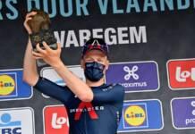 Dylan van Baarle a remporté après un numéro en solitaire A Travers la Flandre 2021. Le classement complet