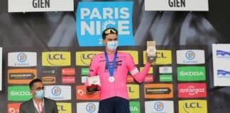 Classement de la 3e étape de Paris-Nice 2021