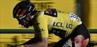 Classement complet de la 8e étape de Paris-Nice 2021