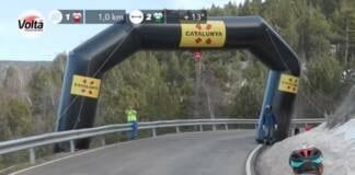 Classement de la 4e étape du Tour de Catalogne 2021