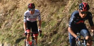Classement général de Tirreno-Adriatico après l'étape 4
