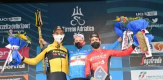 Classement général final de Tirreno Adriatico 2021