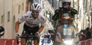 L'effectif Deceuninck-QuickStep au départ de Milan-Sanremo 2021