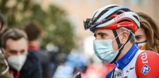 David Gaudu tentera de monter sur le podium sur la 7e étape de Paris-Nice 2021