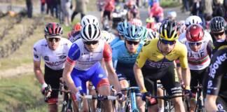 Malgré sa chute, David Gaudu a réussi à se placer parmi les meilleurs sur la 4e étape de Paris-Nice 2021