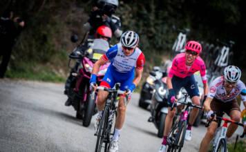 David Gaudu, victorieux sur la Faun-Ardèche Classic, a montré qu'il était en forme à l'approche de Paris-Nice 2021
